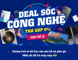 Deal sốc Công Nghệ - Sendo.vn
